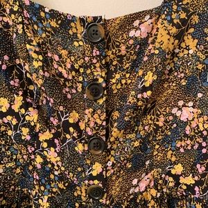 Urban Outfitters Pants - NWT Urban Outfitters Paulina Floral Romper